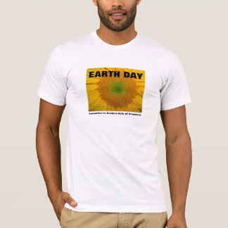 Earth Day - Committed to Random Acts of Greenness T-Shirt