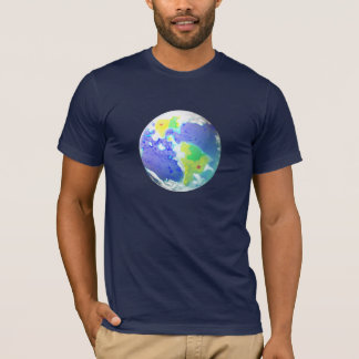 EARTH DAY DAY ART 2010 T-Shirt
