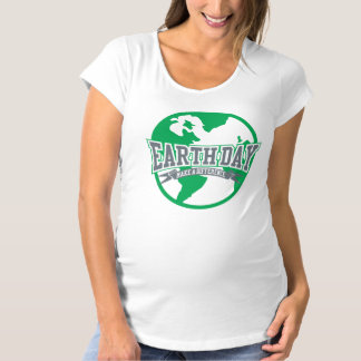 Earth Day Difference Maternity T-Shirt