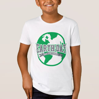 Earth Day Difference T-Shirt