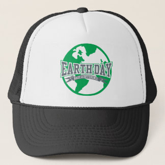 Earth Day Difference Trucker Hat