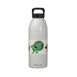 Earth Day Drinking Bottle