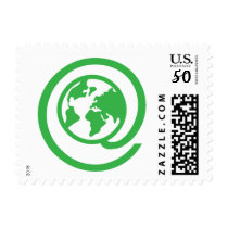 Earth Day, @earth Postage