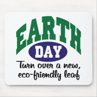 Earth Day Eco-Friendly Mouse Pad