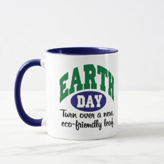 Earth Day Eco-Friendly Mug