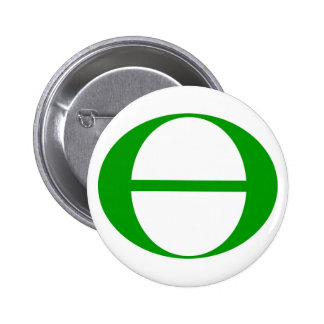 Earth Day Ecology Button