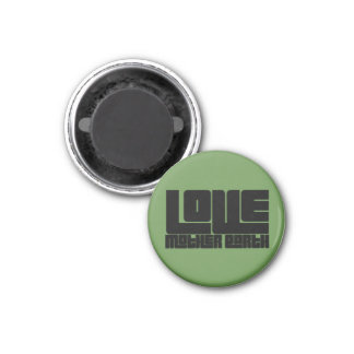 Earth Day Environmentalist Eco Gift Magnet