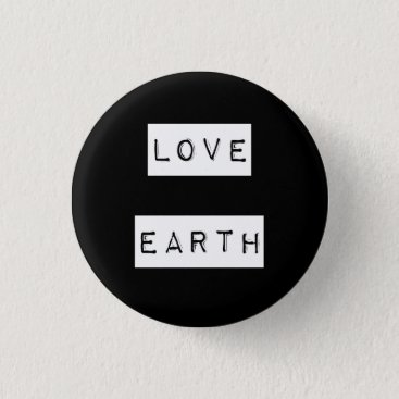 Lawyer Themed Earth Day Environmentalist Eco Gift Pinback Button