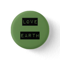 Earth Day Environmentalist Eco Gift Shirts Pinback Button