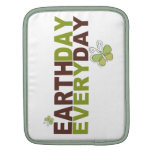 Earth Day Every Day iPad Sleeves