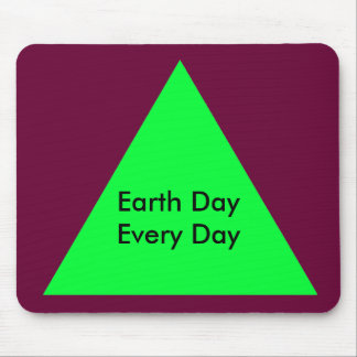 Earth Day Every Day The MUSEUM Zazzle Gifts Mouse Pads