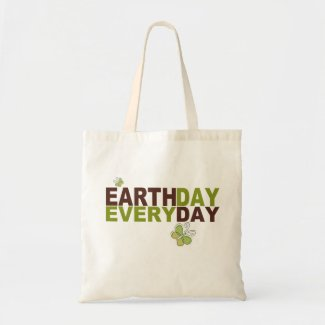 Earth Day Tote Bags