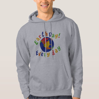 Earth Day Everyday Hooded Sweatshirt