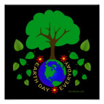 Earth Day Everyday Posters