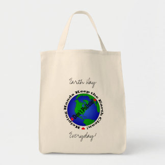 Earth Day Everyday! Tote Bag