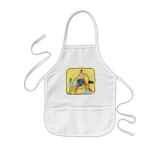 Earth Day Gift Kids' Apron