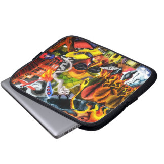 Earth Day global warming painting sleeve