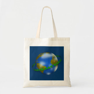 Earth Day Globe Bag