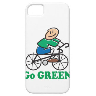 Earth Day Go Green iPhone 5 Case