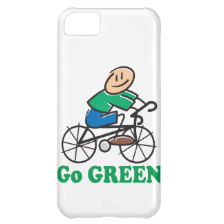 Earth Day Go Green iPhone 5C Cover