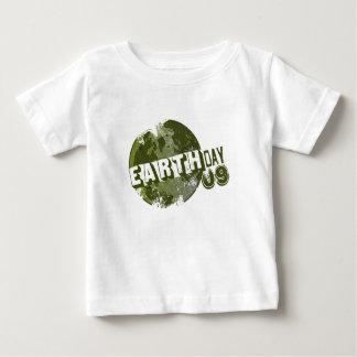 Earth Day Grunge 09 Baby T-Shirt