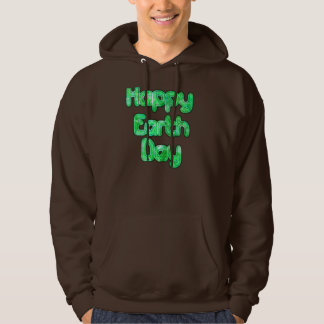 Earth Day Hakuna Matata Basic Hooded Sweatshirt