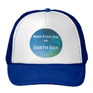 EARTH DAY - hat