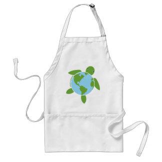 Earth Day Honu Apron