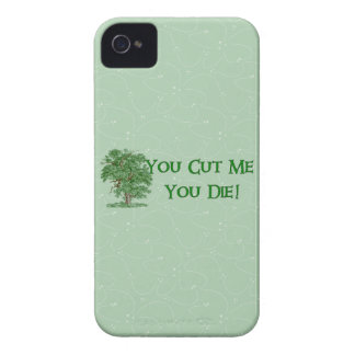 Earth Day Humor iPhone 4 Case