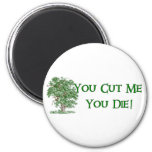 Earth Day Humor Refrigerator Magnet