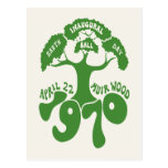 Earth Day Inaugural Ball Postcards