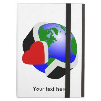 Earth Day iPad Air Cover