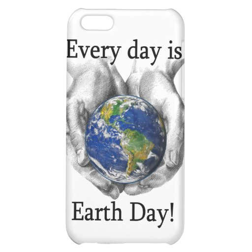 earth day iPhone 5C covers