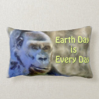 Earth Day is Every Day Pillow