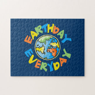 Earth Day Jigsaw Puzzle