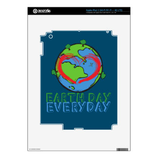 Earth Day: Keep Mother Nature Green & Recycled iPad 3 Skin