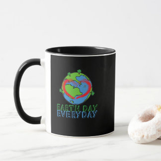 Earth Day: Keep Mother Nature Green & Recycled Mug