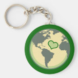 earth day key chains