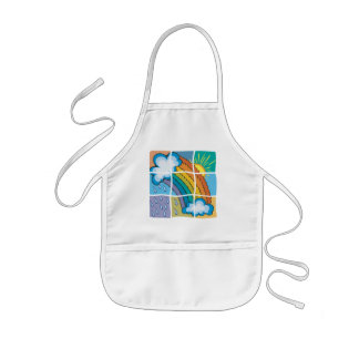 Earth Day Kids' Apron