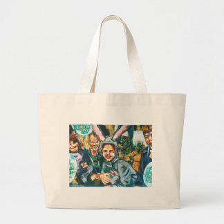 Earth Day Kids Canvas Bag