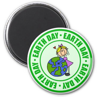 Earth Day Kids Gift Magnets