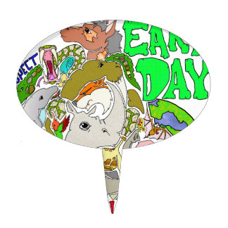 EARTH DAY LOVE CAKE PICK