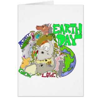 EARTH DAY LOVE CARD