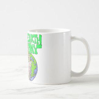 EARTH DAY LOVE COFFEE MUG