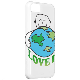 Earth Day Love the Earth iPhone 5C Cover
