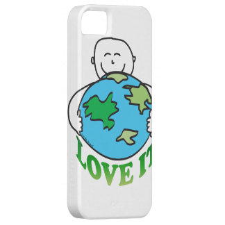 Earth Day Love the Earth iPhone 5 Cases