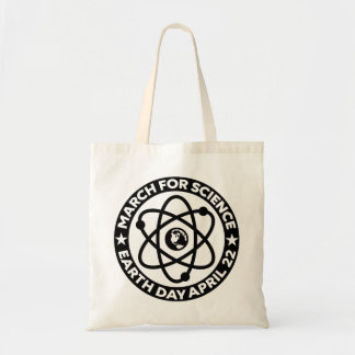 Earth Day March for Science Tote Bag