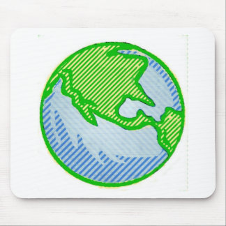 Earth Day Mouse Pad