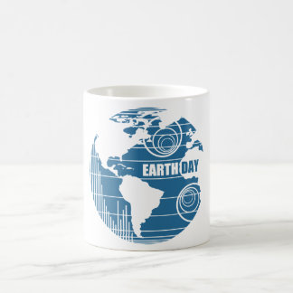 Earth Day Nature Frienly and Organic Coffee Mugs