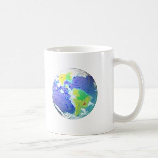 EARTH DAY PLANET ART APRIL 22 MUG